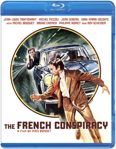 Review: Ennio Morricone's Score a Highlight of 'The French Conspiracy'